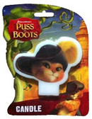 Puss in Boots Candle