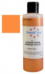 AmeriMist Air Brush Sheen Color Orange 255g