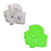 Cars Mater Plunger Cutter