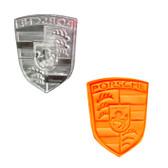 Porsche Logo Plunger Cutter