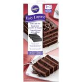 Wilton Easy Layers! 4 Piece Loaf Cake Pan Set