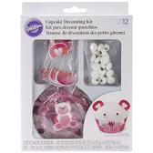 Wilton Valentine Bear Cupcake Decorating Kit