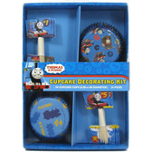 Tomas the Tank Engine and Friends Cupcake Decorating Kit 24pk
