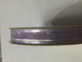10mm Satin Edge Sheer -lavender/Silver 6m