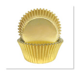 CAKECRAFT 700 GOLD FOIL BAKING CUPS PACK OF 72