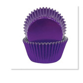 CAKECRAFT 700 PURPLE FOIL BAKING CUPS PACK OF 72