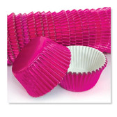 CAKECRAFT  700 PINK FOIL BAKING CUPS PACK OF 500