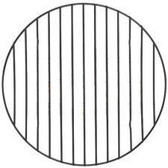 RECIPE RIGHT ROUND COOLING RACK 24.5CM