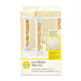 Wilton 6in Fillable Pillar Set