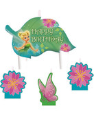 TINKER BELL BEST FRIENDS BIRTHDAY CANDLE SET