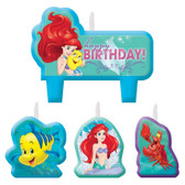ARIEL DREAM BIG BIRTHDAY CANDLE SET