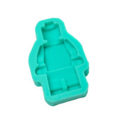 SILICONE MOULD - LARGE LEGO MAN