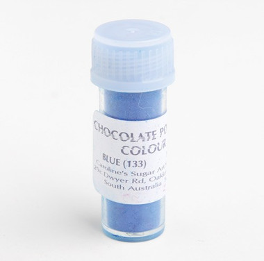 Blue Chocolate Coloring