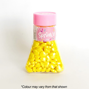 SPRINK'D   HEARTS   YELLOW   12MM   110G