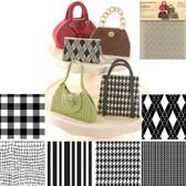 Autumn Carpenter Fabric Texture Sheet Set Impression Mats