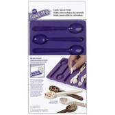 WILTON Spoon-Shaped Silicone Candy Mould