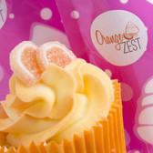 Sugar & Crumbs Flavoured Icing Sugar Orange Zest 250g