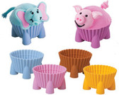 Wilton Silly Critters! Silicone Baking Cups
