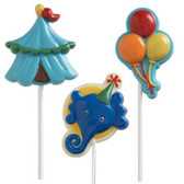 Wilton Lollipop Mold Big Top