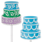 Wilton Lollipop Mold 3D Cake