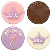 Wilton Cookie Candy Mold Princess