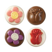 Wilton Cookie Candy Mold Flower