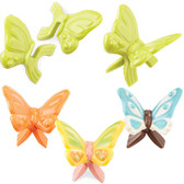 Wilton Candy Mold 3-D Butterfly