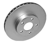 BOSCH QUIETCAST PREMIUM DISC REAR  BRAKE  ROTOR - 16010178