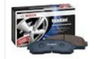 BOSCH QUIETCAST PREMIUM REAR  DISC  BRAKE PADS - BC909