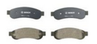 BOSCH QUIETCAST PREMIUM REAR  DISC  BRAKE PADS - BP1067