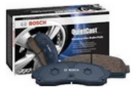 BOSCH QUIETCAST PREMIUM REAR  DISC  BRAKE PADS - BP1068