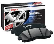 BOSCH QUIETCAST PREMIUM REAR  DISC  BRAKE PADS - BP1400