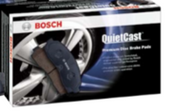 BOSCH QUIETCAST PREMIUM FRONT DISC  BRAKE PADS - BP1680