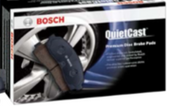 BOSCH QUIETCAST PREMIUM  DISC BRAKE PADS - BP824