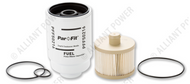 PFF58567 Fuel Filter Service Kit/6.6Lduramax/2001-12 gm express savana