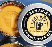 Beauty and the Bees Tasmanian Real Beer Conditioner Bar 40g