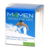 MOOM For Men Fabric Strips