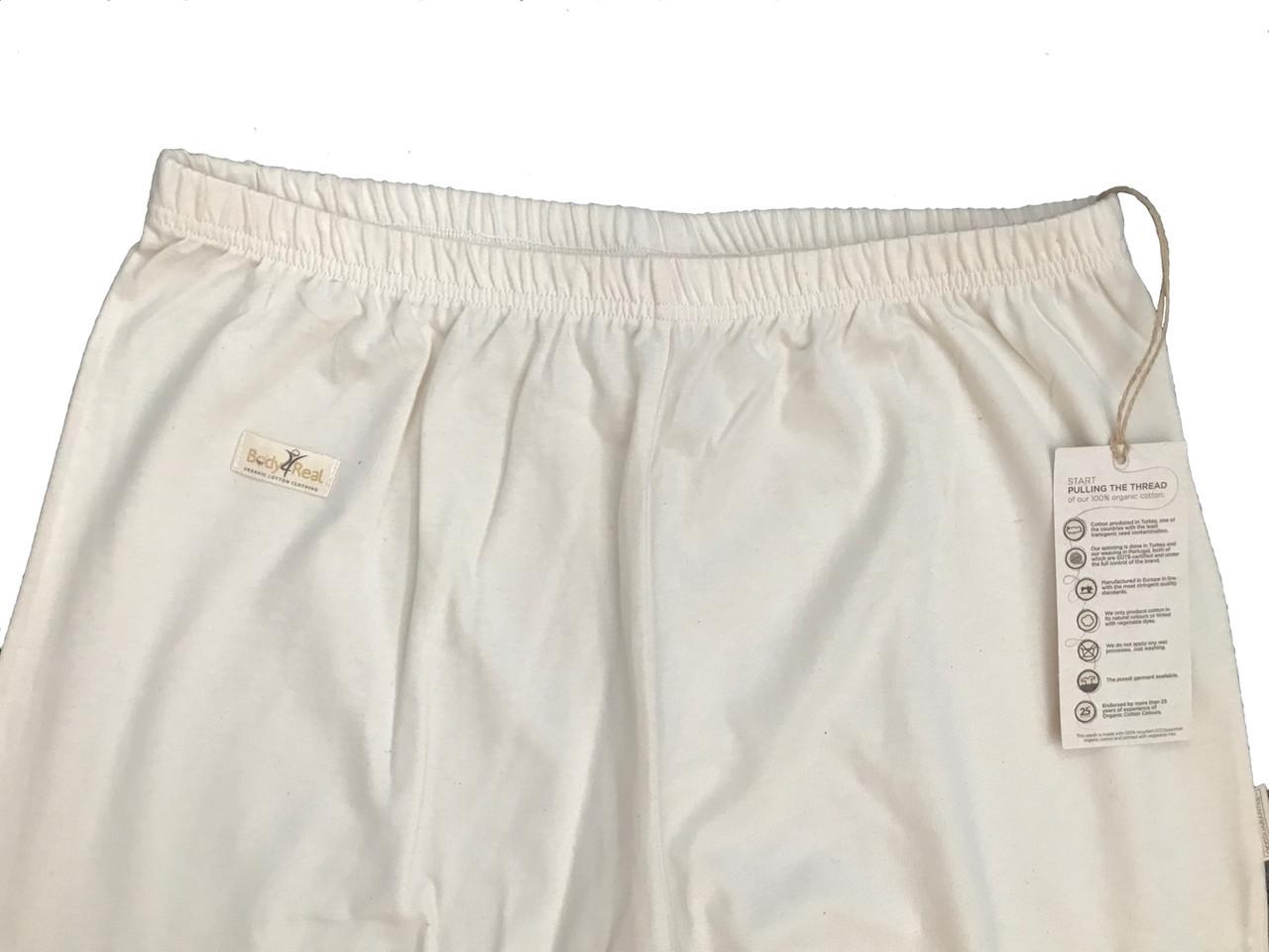 choose original shop for authentic noveldesign Body4Real Organic Cotton Mens Pyjama Bottoms - Vegan & Hypoallergenic