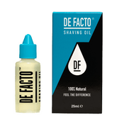 DE FACTO Shaving Oil 25 ml