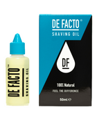 DE FACTO Shaving Oil 50 ml