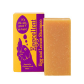 Eggcellent Egg & Lemon Shampoo Bar