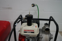 IPI BERP 3  Extended Run Fuel System for Trash Pump (Tank Not Included) Part#PUMP.1HNDC