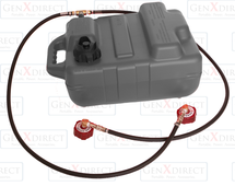 IPI BERGS 2 Dual Generator Extended Run Fuel System Part (Tank not included) # GHND1.2CD