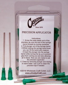 14 Gauge 2.0 Inch, Olive Color, Precision Applicator Dispensing Needle Tips, 50 Pieces