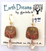 Earth Dreams Earrings- 3419