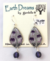 Earth Dreams Earrings- 3420