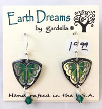 Earth Dreams Earrings- 3421