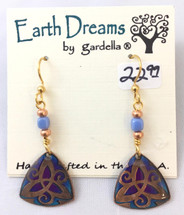 Earth Dreams Earrings- 3422