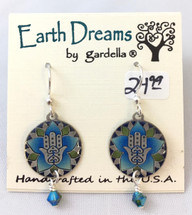 Earth Dreams Earrings- 3423