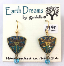Earth Dreams Earrings- 3424